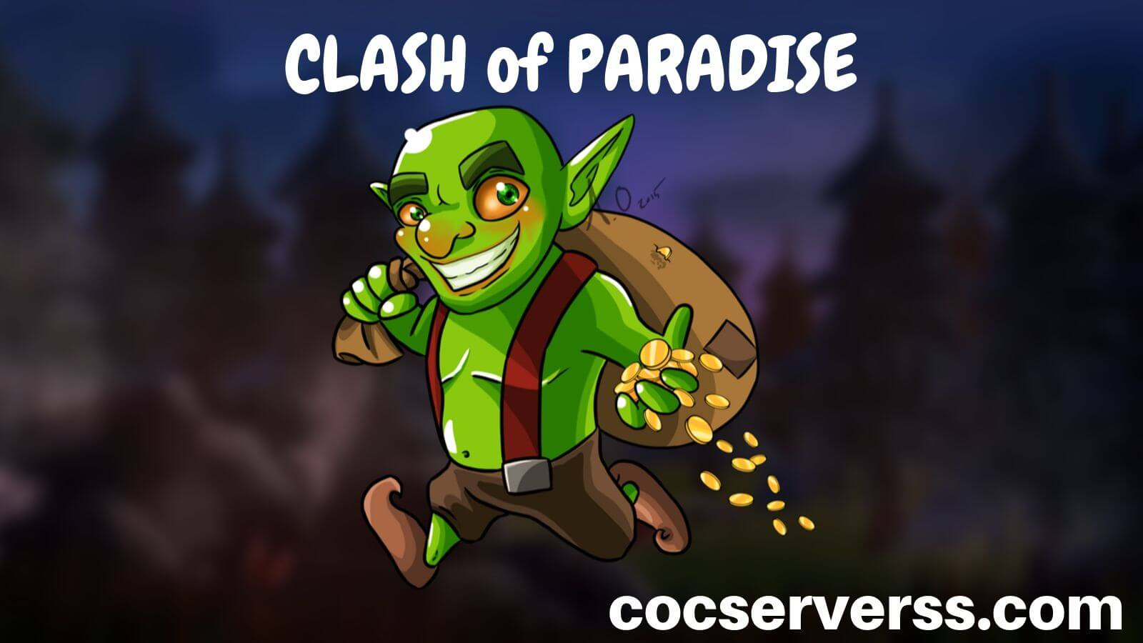 CLASH of PARADISE APK