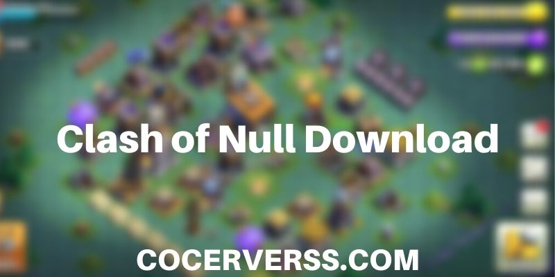 Clash of Null APK Download