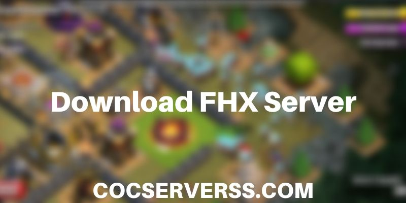 Download FHX Server