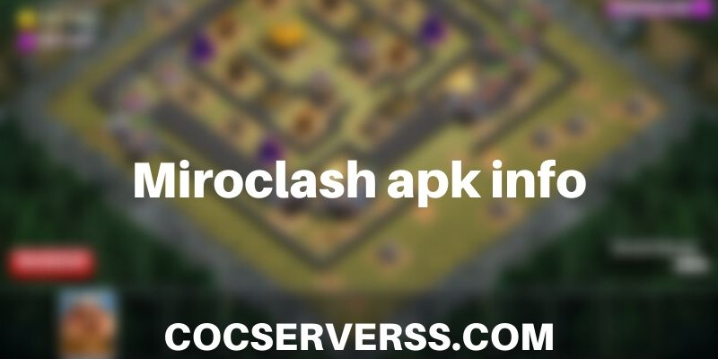 Miroclash apk info