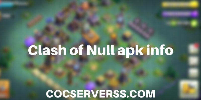 Null Clash APK