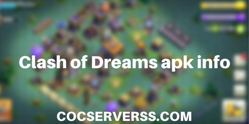 Clash of Dreams apk 2019