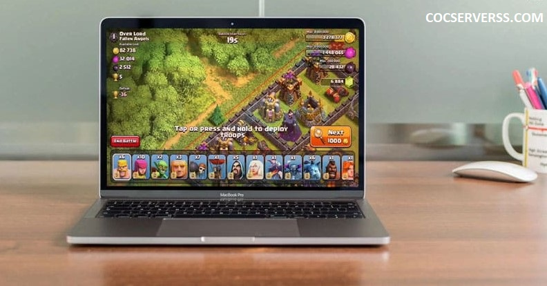 Clash of Clans for MACOS