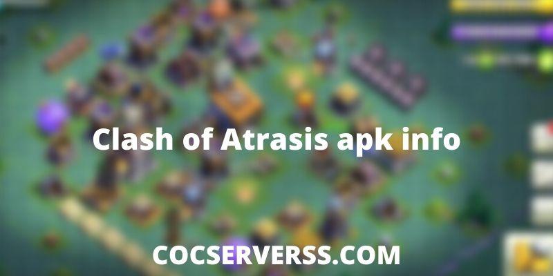 Clash of Atrasis apk download
