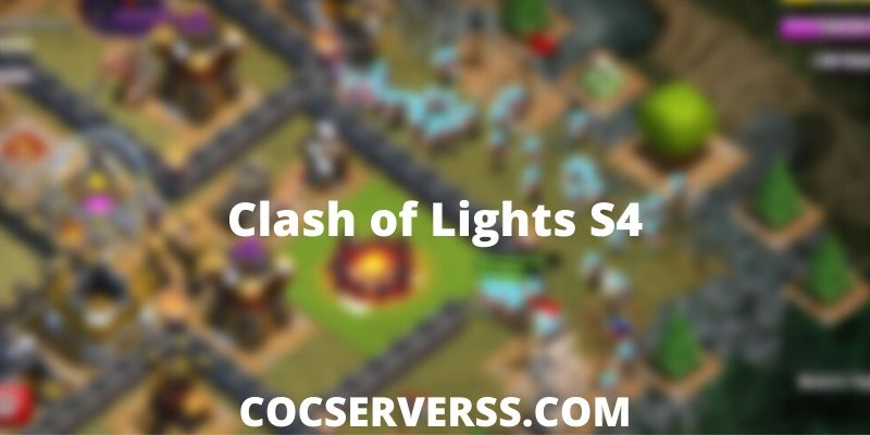 Clash of Lights S4