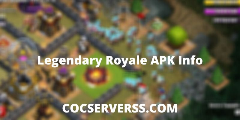 Legendary Royale APK 2020