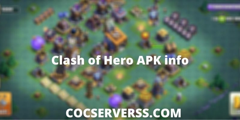 Clash of Hero APK